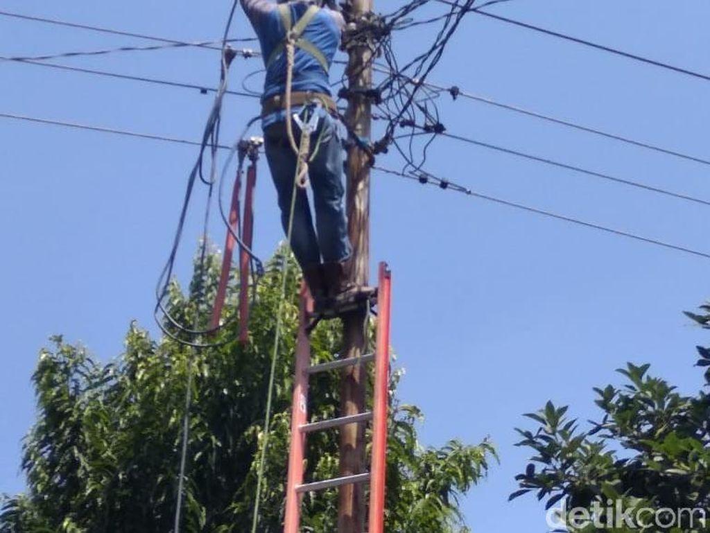 Pemadaman Bergilir di Banten Sampai Pukul 16.30 WIB