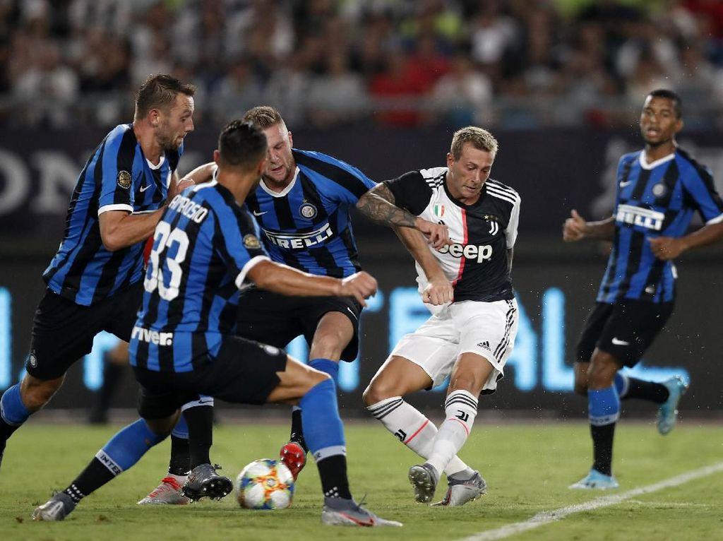 Inter Tak Boleh Gampang Terima Kekalahan