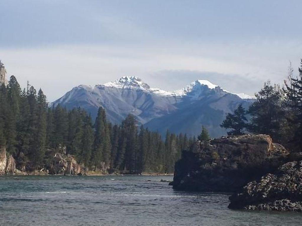 Banff, Kota Gunung yang Penuh Pesona di Kanada