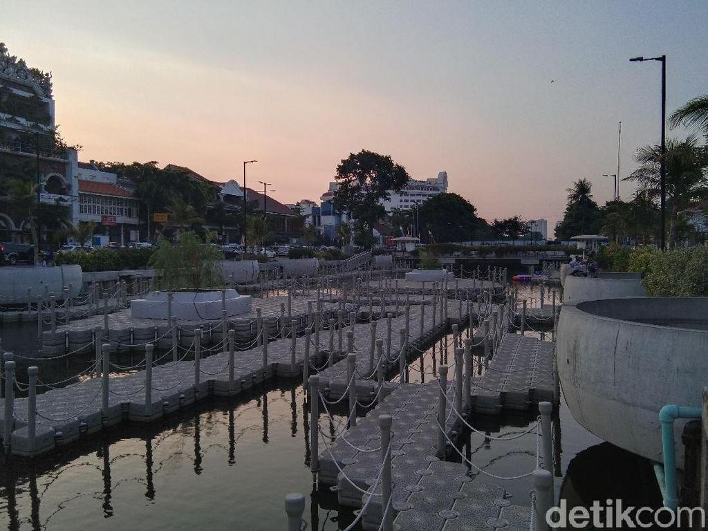Ide Liburan Akhir Pekan di Jakarta: Spot Instagramable Kali Besar