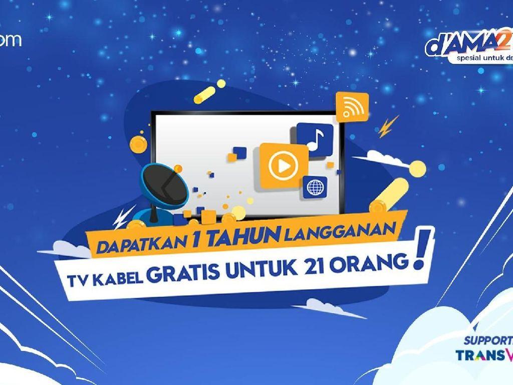Ini Dia 21 Pemenang Kuis dAMA21NG x Transvision