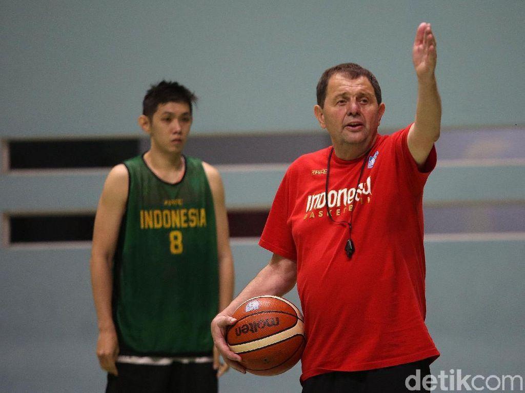 Menuju Elang Cup, Timnas Basket Butuh Amunisi Muda