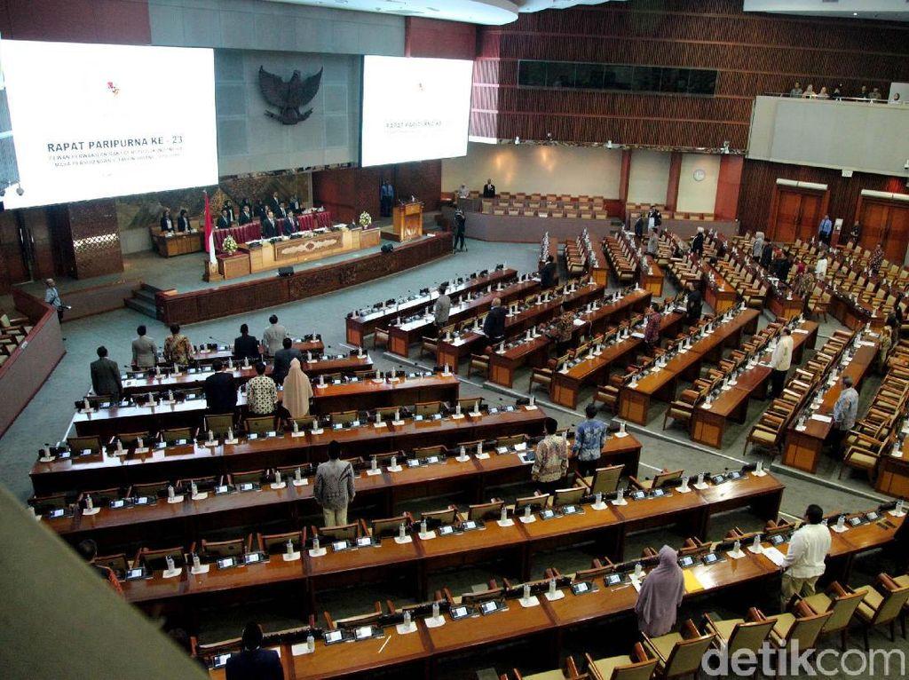 Jokowi Minta Pasal Penghinaan Presiden Dihapus, DPR Tak Setuju