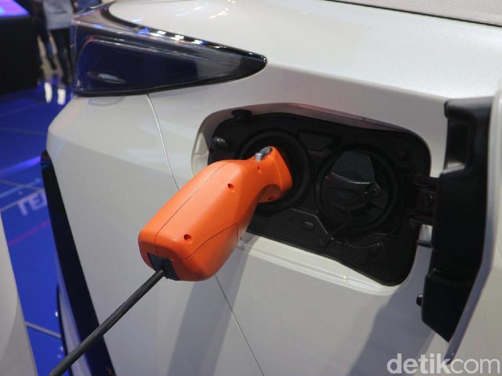 Di AS, Mobil Bensin Boleh Disulap Jadi Mobil Listrik