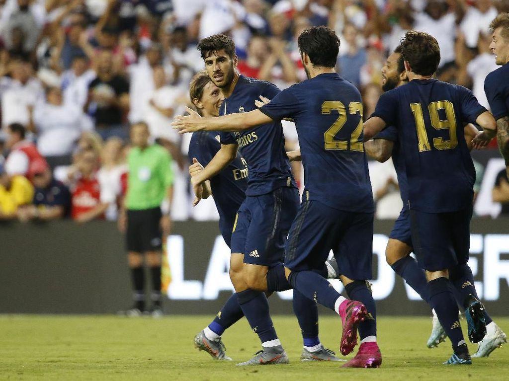 Cedera Asensio Jadi Pukulan Besar untuk Madrid