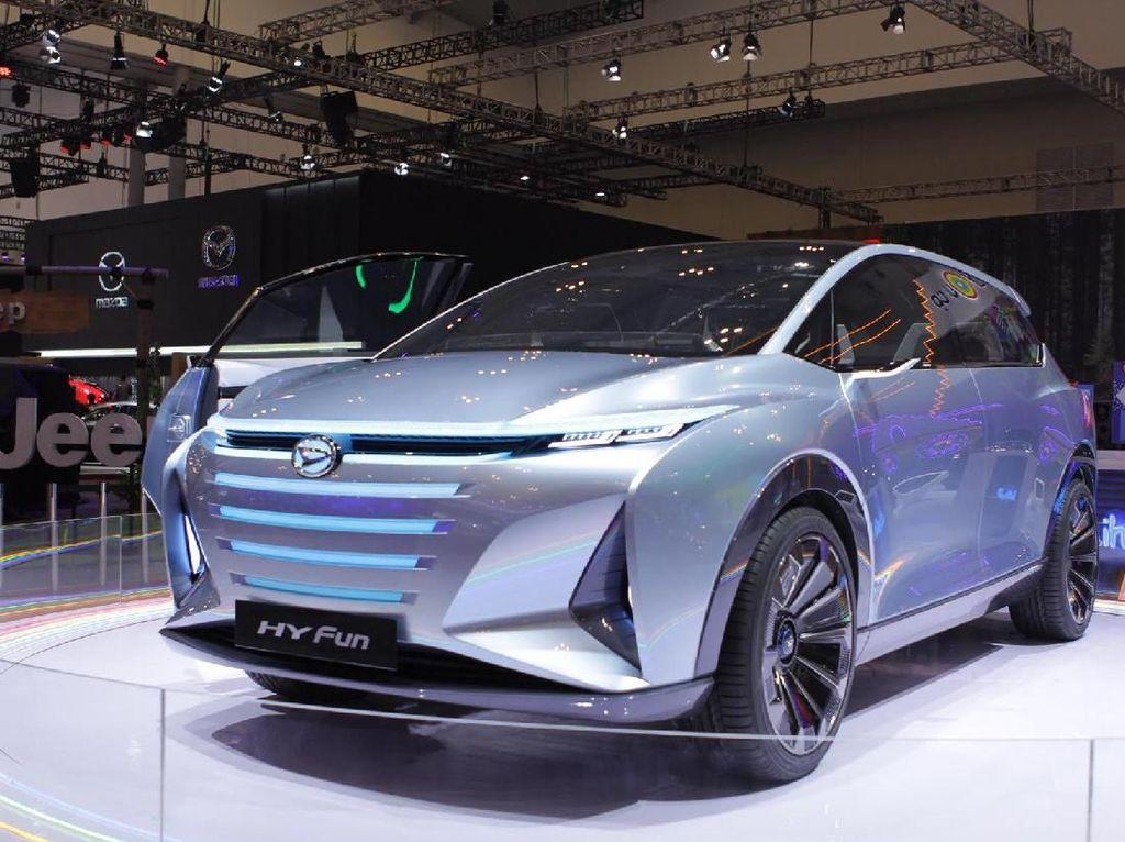 Daihatsu Masih Ogah Buka-bukaan soal Mobil Listriknya di RI