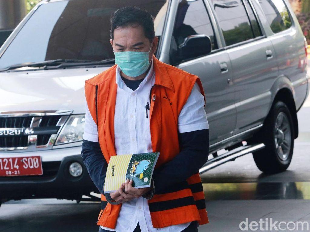 Pengacara Alfin Suherman Kembali Diperiksa KPK
