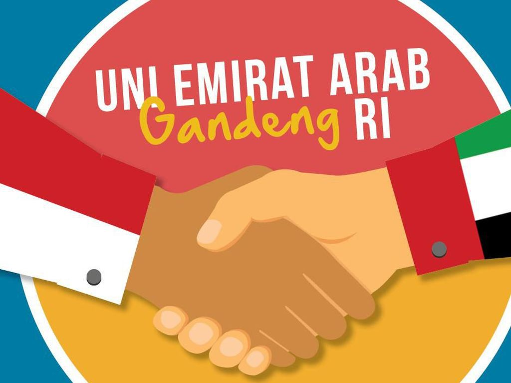 RI Bakal Kebanjiran Investasi Uni Emirat Arab Rp 280 Triliun
