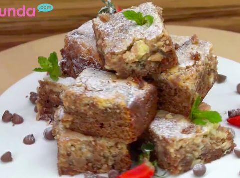 Resep Cheese Cake Brownis, Kudapan Nikmat Kesukaan Si Kecil
