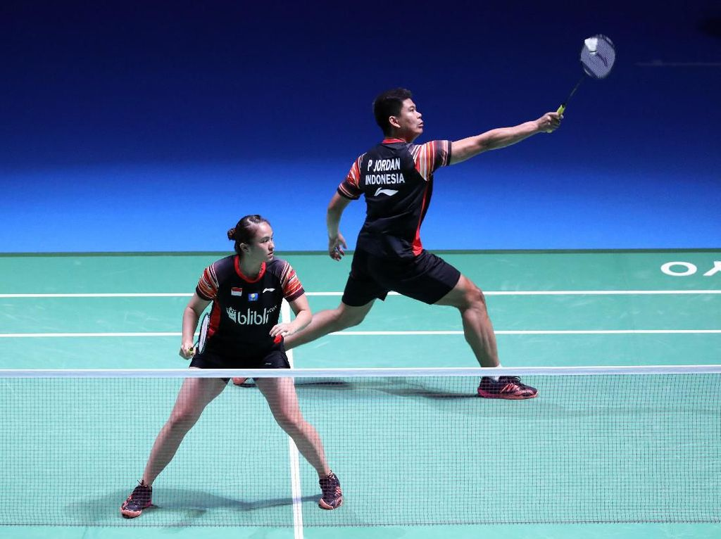 Video: Minions dan Praveen/Melati ke Final All England 2020