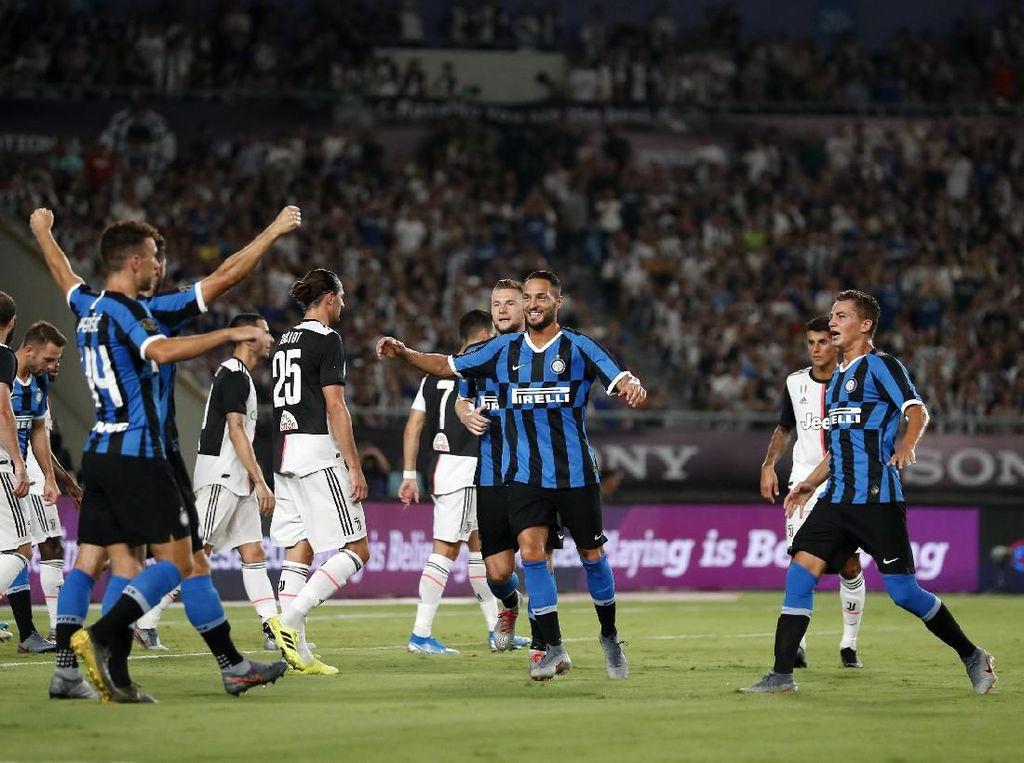 Inter di Jalur yang Tepat meski Kalah dari Juventus