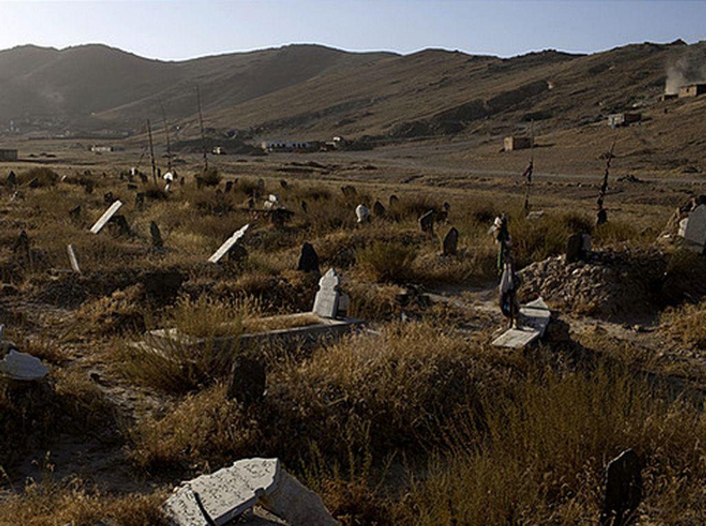 Foto: 7 Kuburan Paling Menyeramkan di Dunia