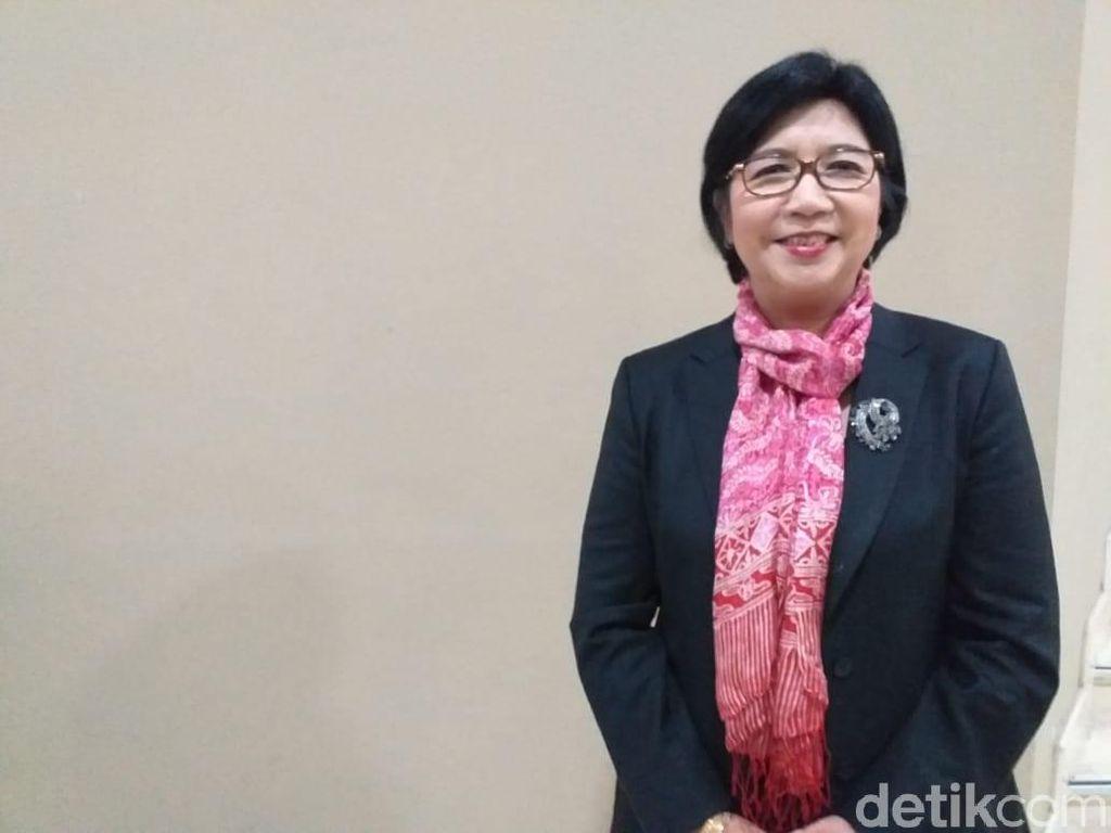 Destry Damayanti DilantikJadi DGS BI 7 Agustus