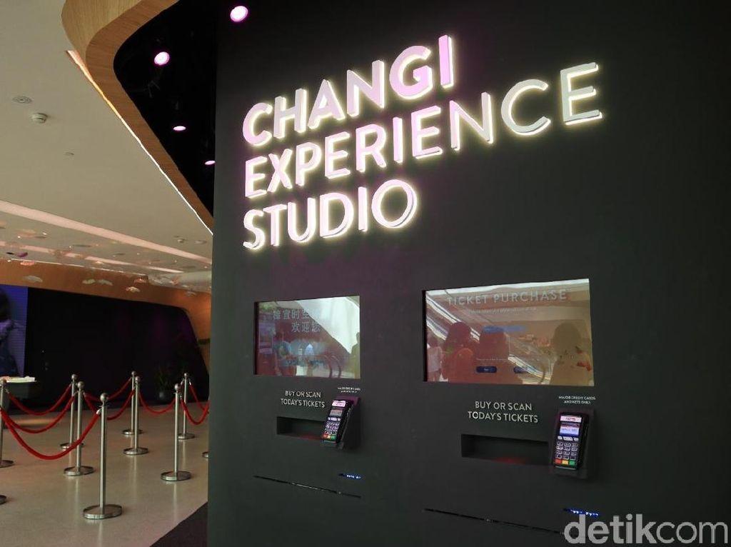 Makin Canggih, Bandara Changi Hadir Lewat Permainan Interaktif