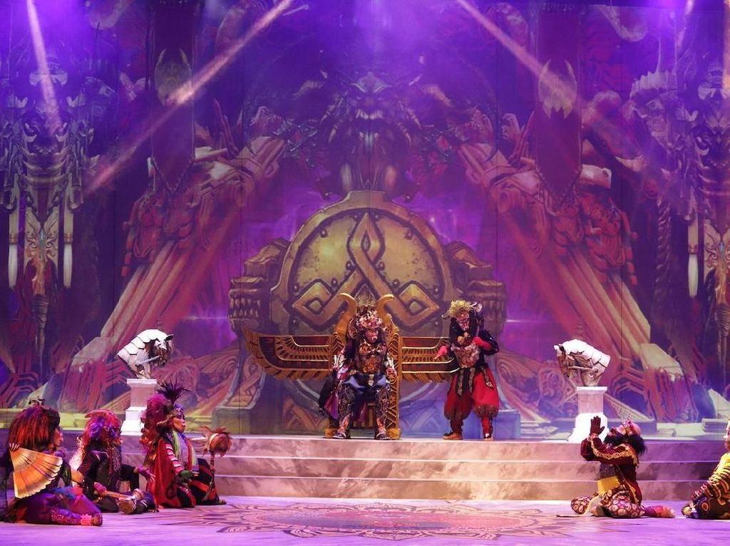 Teater Koma Siapkan Lakon Mahabarata 3 dan Gemintang 2