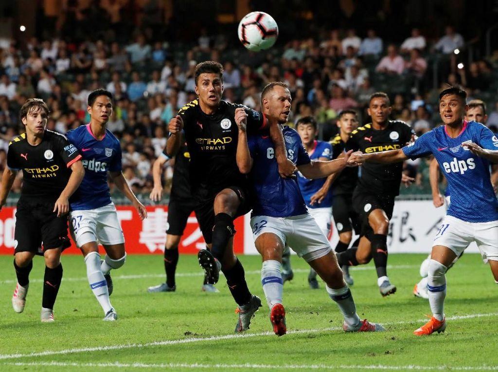 Guardiola Puas dengan Progres City Menuju Duel Lawan Liverpool