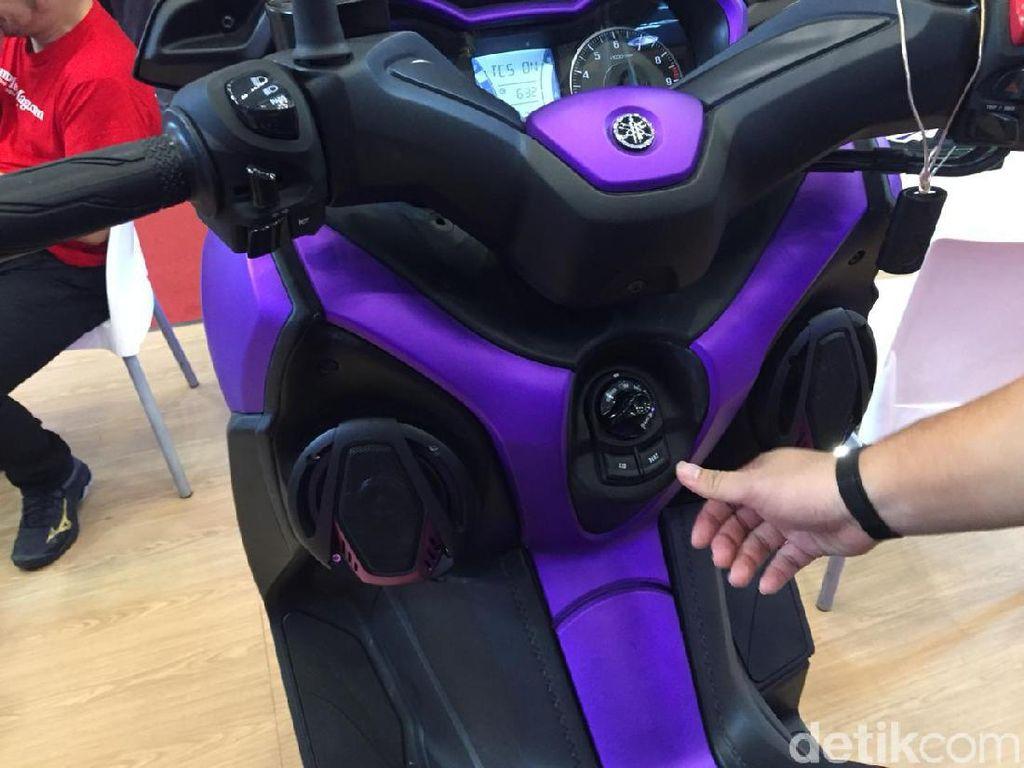 Yamaha XMAX Ajep-ajep