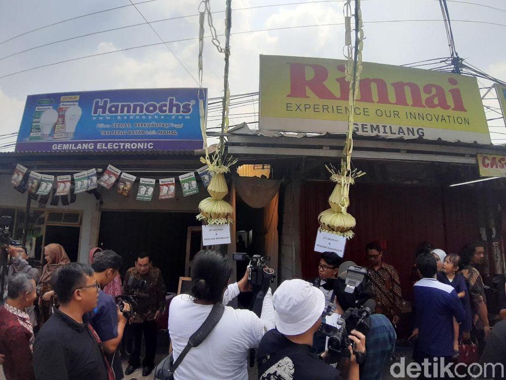 Yuk, Intip Lokasi Pernikahan Siti Badriah dan Krisjiana!