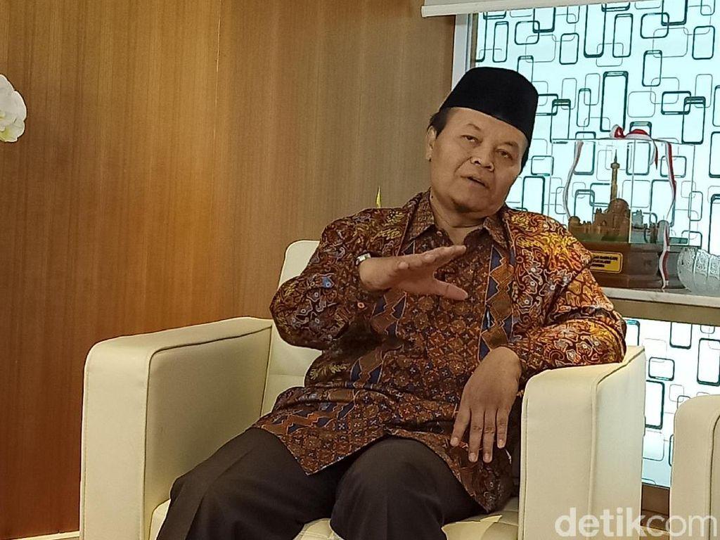 Shohibul Iman Didukung Pimpin PKS Dua periode