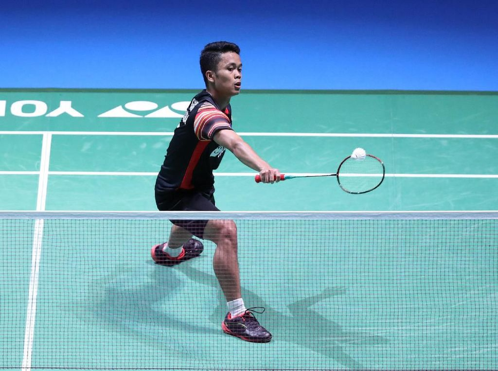 Jadwal Wakil Indonesia di Kejuaraan Dunia Bulutangkis Hari Ini