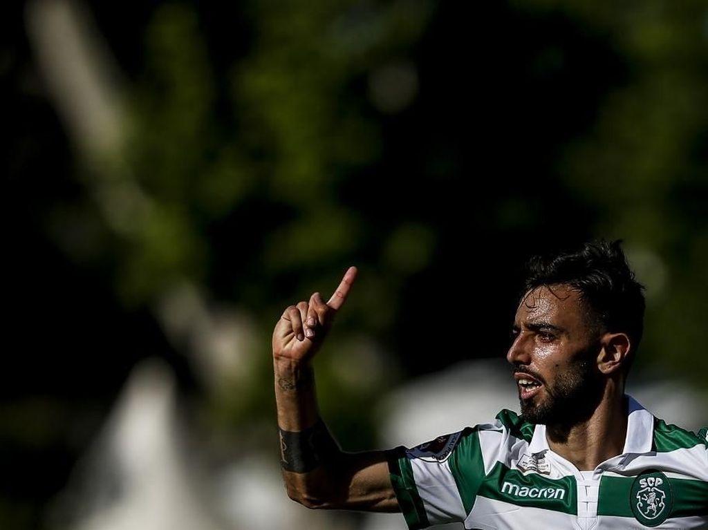 Mengapa Man United Batal Gaet Bruno Fernandes?