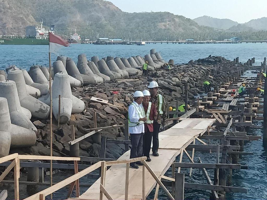 Menhub Ajak Swasta Percantik Pelabuhan Yacht Tanah Ampo