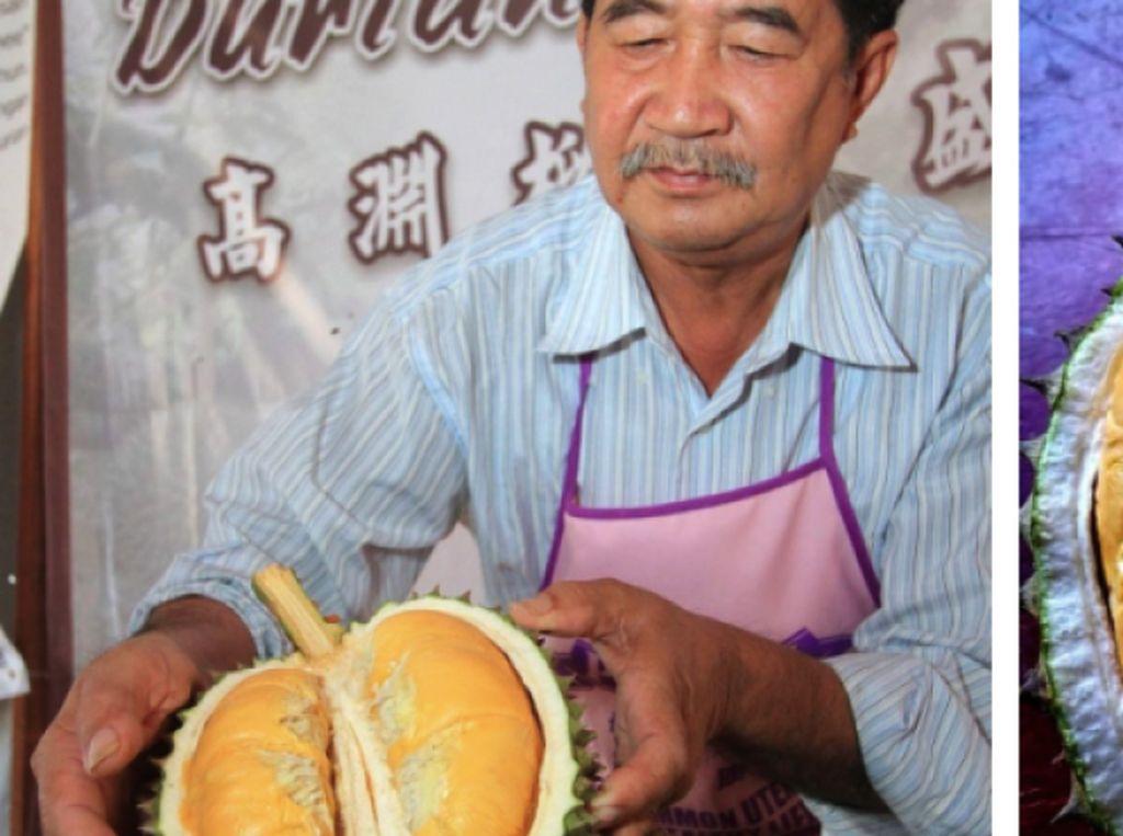 Durian Hasil Silangan Ini Sukses Memenangkan Penghargaan di Malaysia