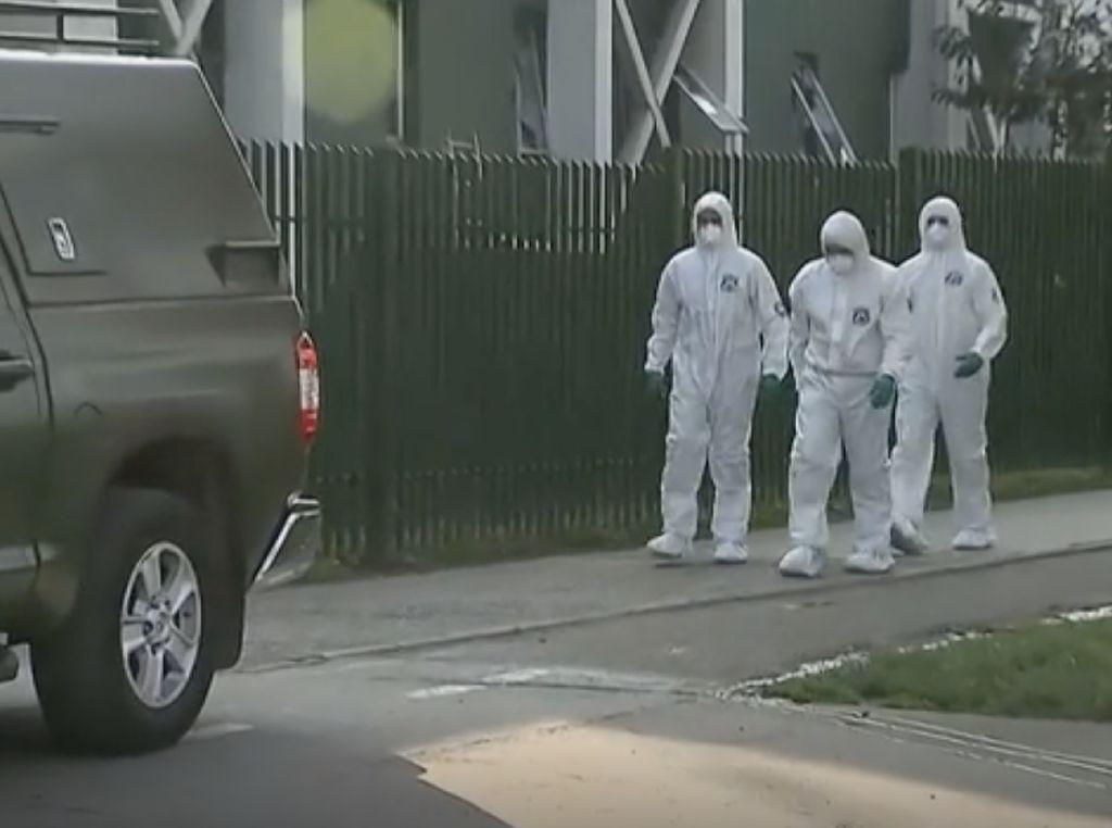 Kantor Polisi di Chili Dibom, Lima Anggota Terluka