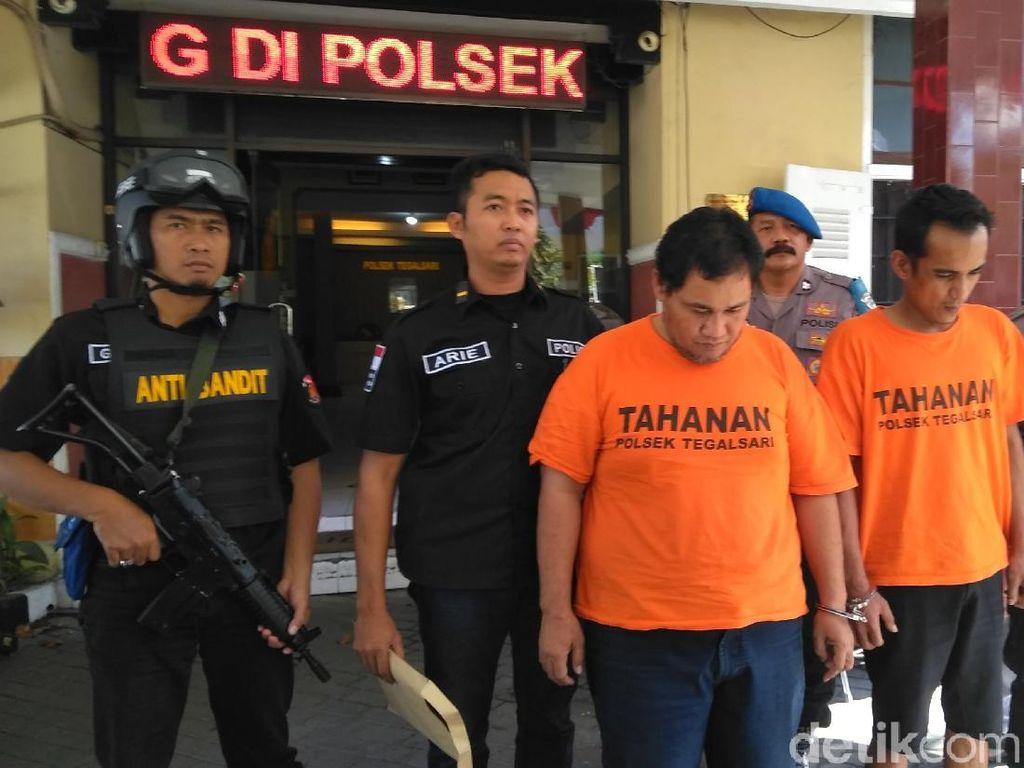 Kasus Penggelapan Mobil Antar Provinsi Terbongkar di Surabaya