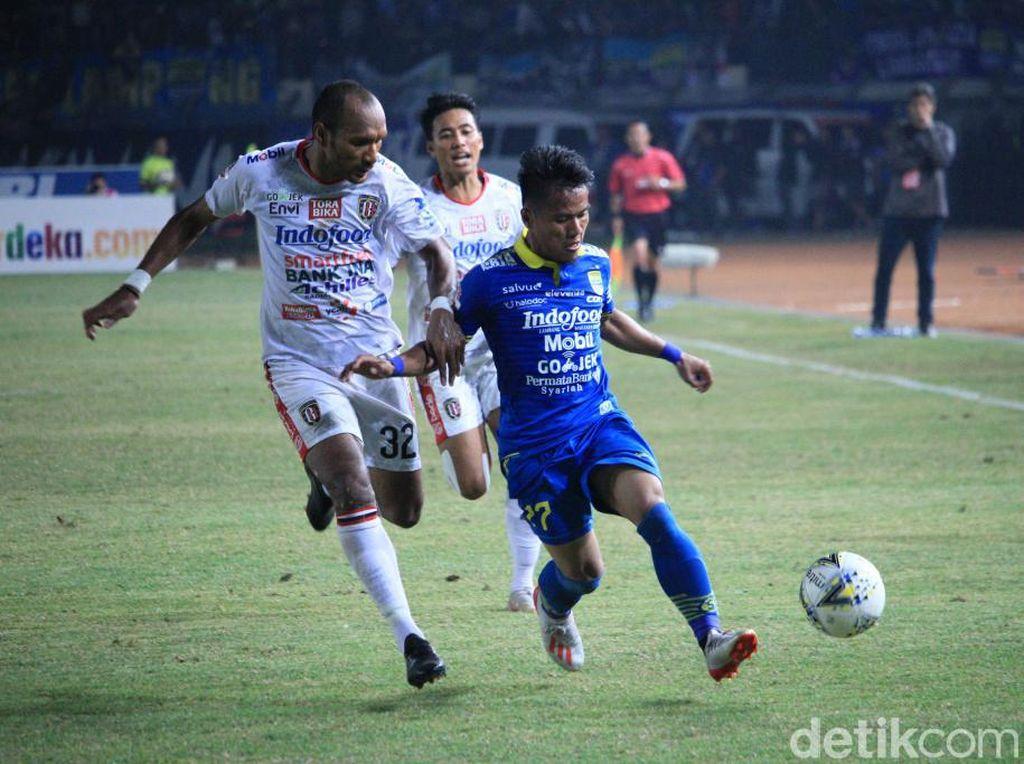 Jadwal dan 5 Fakta Jelang Duel Persib Vs Bali United