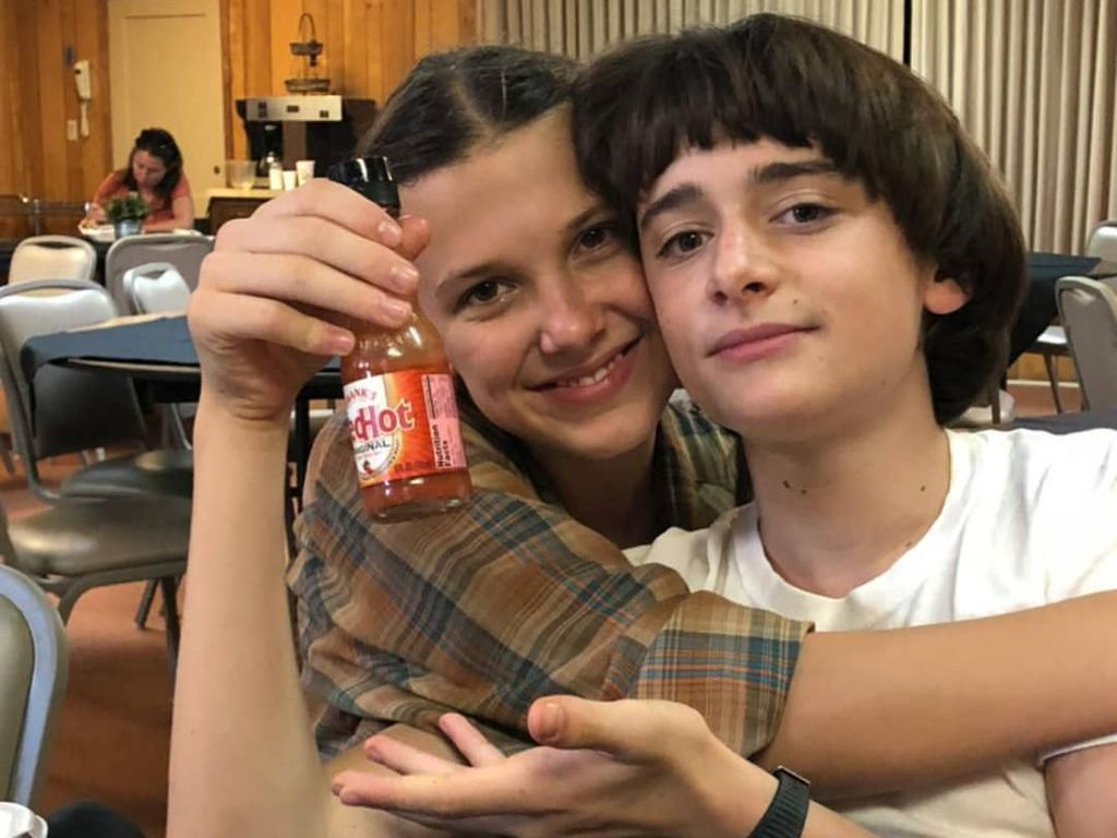 Yuk Intip Kulineran Millie Bobby Brown, Eleven di Stranger Things