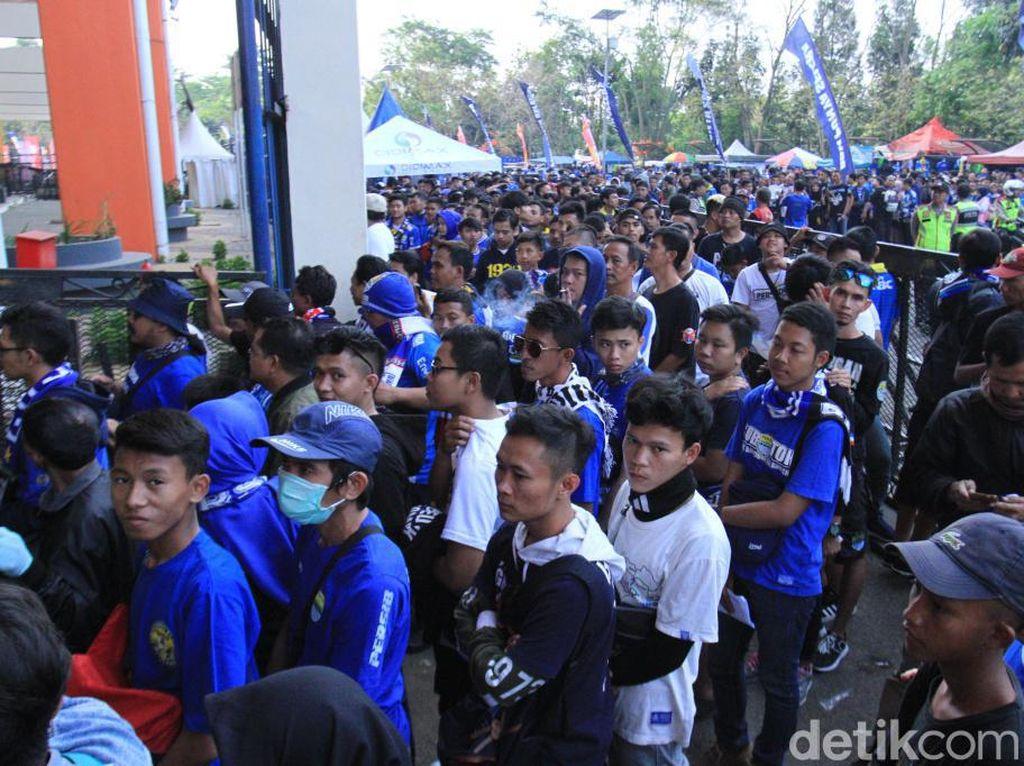 Polresta Bandung Bakal Bentuk Satgas Bobotoh