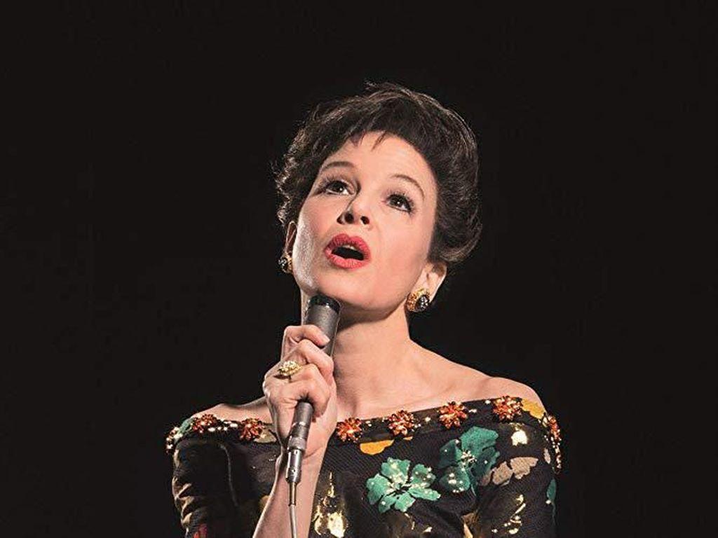 Renee Zellweger Perankan Judy Garland, Lihat Transformasi Menakjubkannya