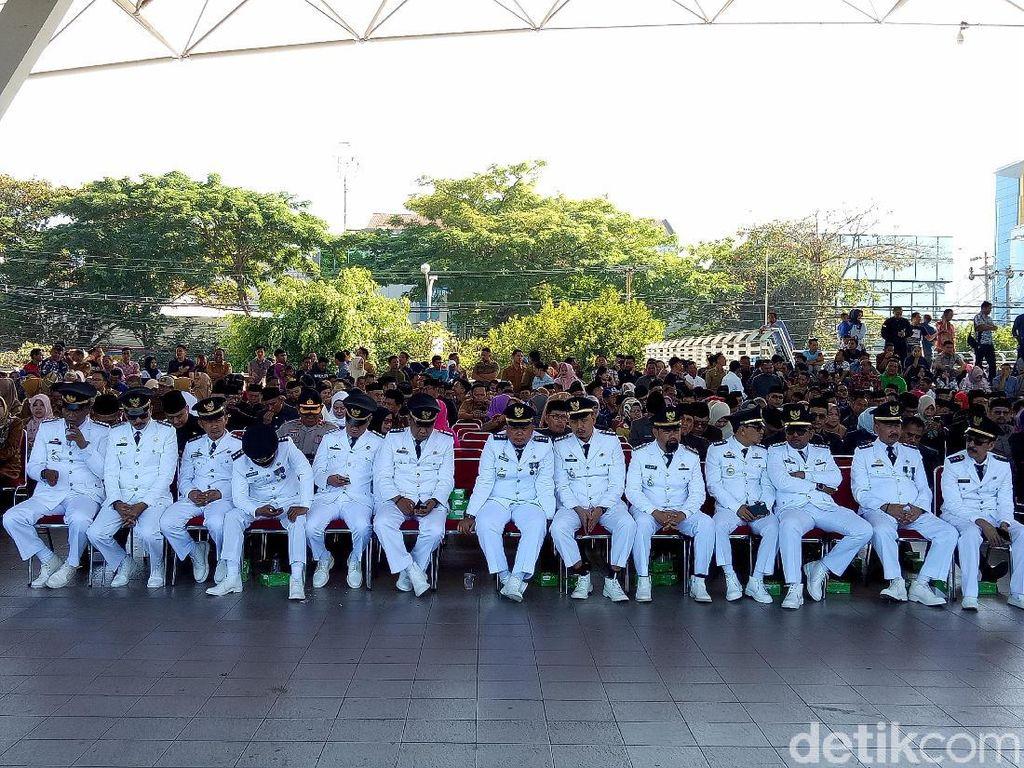 SK Pomanto Dibatalkan, 1.073 ASN Pemkot Makassar Kembali ke Jabatan Lama