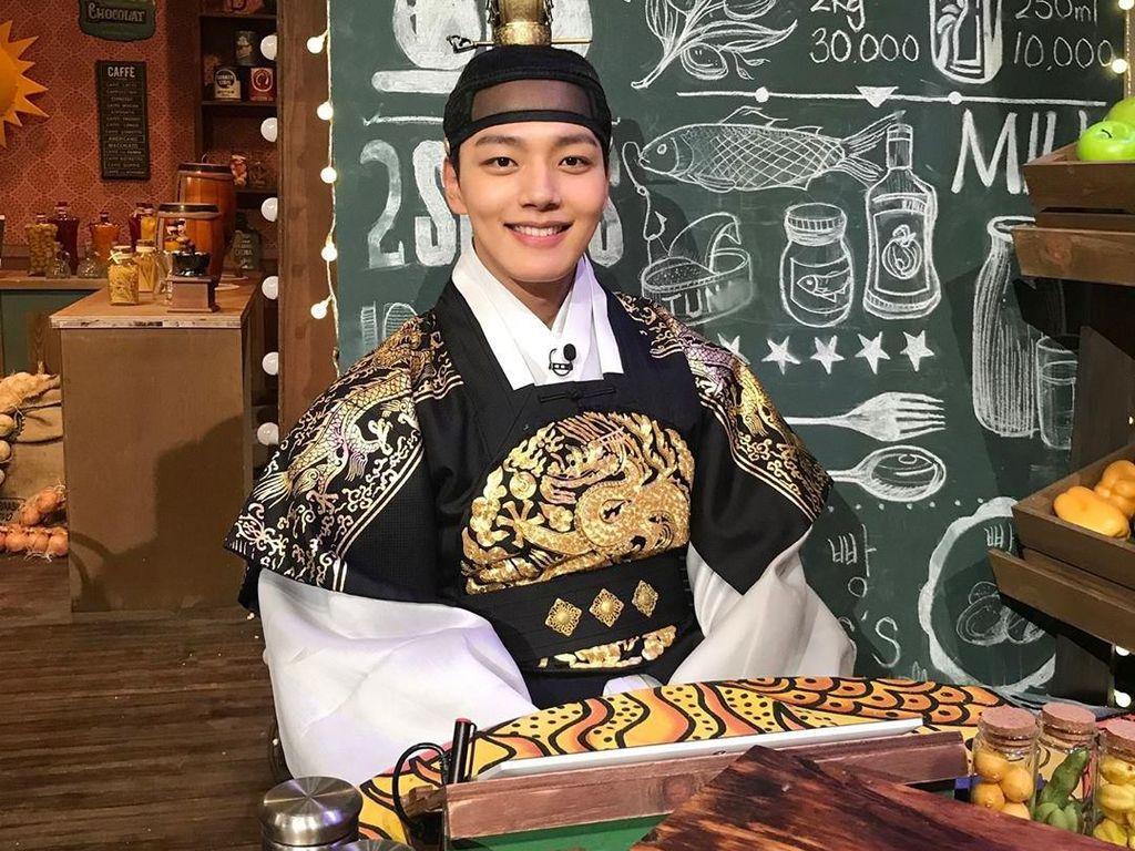 Yeo Jin Goo, Pemain Hotel Del Luna Tampan yang Sering Dapat Food Truck