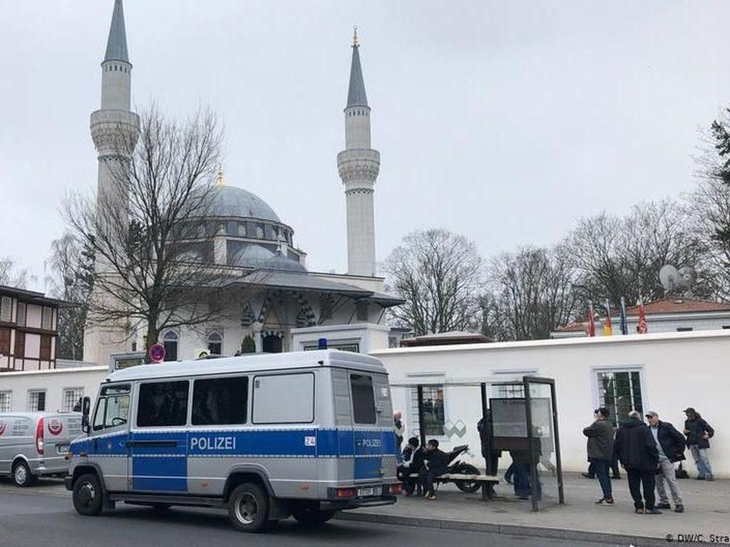 Masjid Diancam Bom, Muslim di Jerman Minta Perlindungan Keamanan