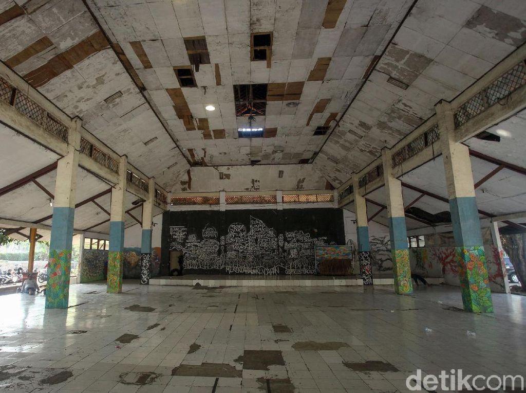 Potret Miris Gedung Kesenian di Kota Tangerang