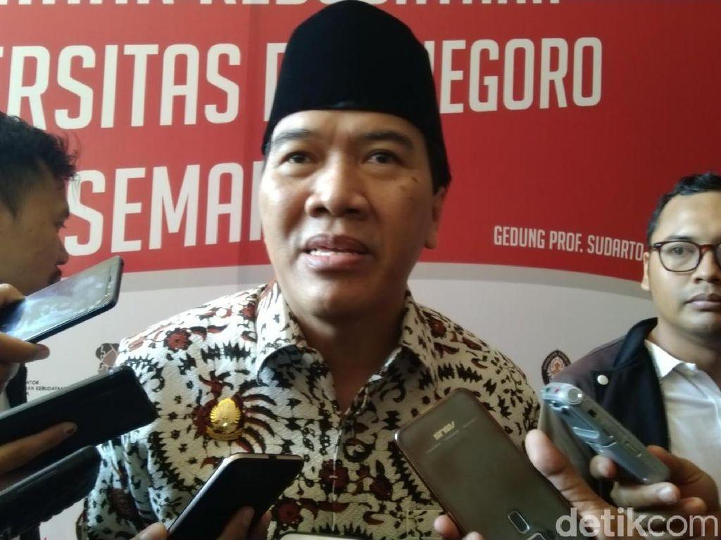 Rektor Undip Ingin Dapat Penjelasan dari Menristek Soal Rektor Impor
