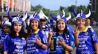 Persib Bandung Vs Persela Lamongan, Bobotoh Akan Birukan Stadion