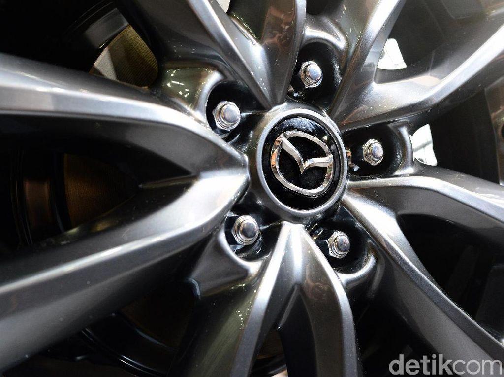 Mazda Kenalkan Mobil Listrik dalam Waktu Dekat