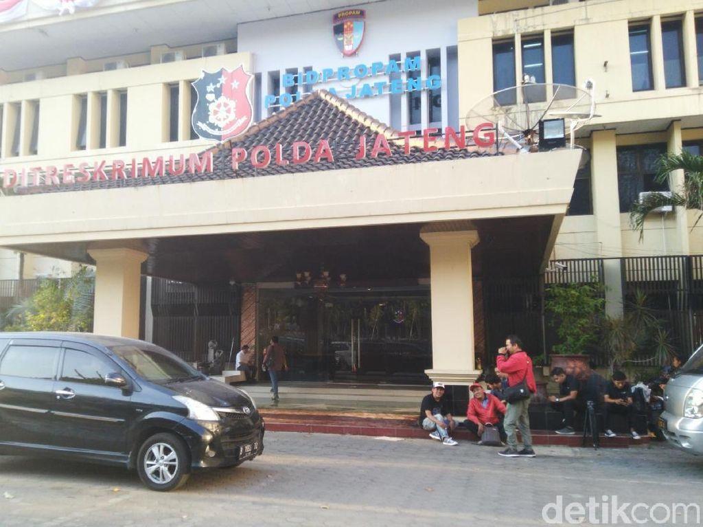 OTT Bupati Kudus, KPK Gelar Pemeriksaan di Polda Jateng