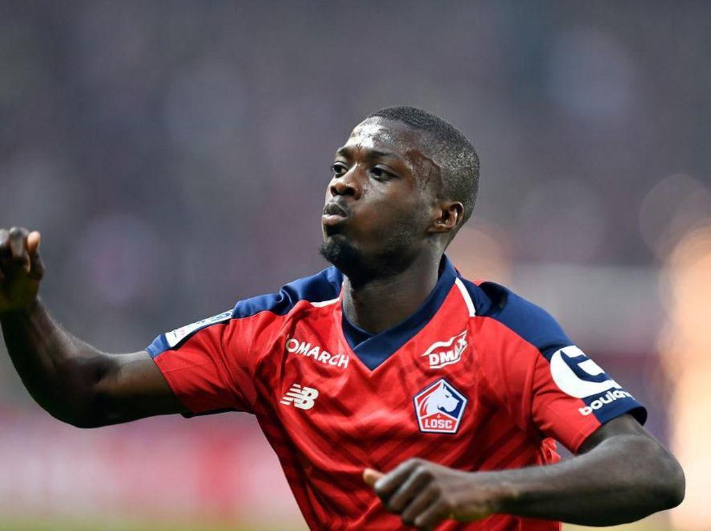 Arsenal Cicil Transfer Nicolas Pepe Selama 5 Tahun?