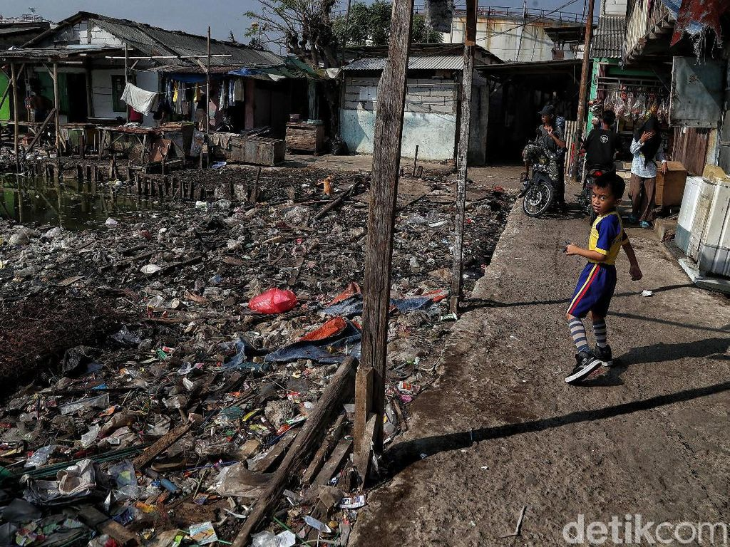 Potret Muram Kota Jakarta