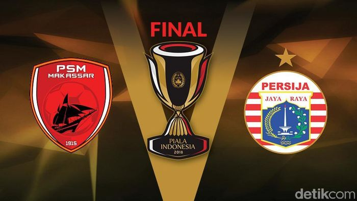 Final: PSM Vs Persija