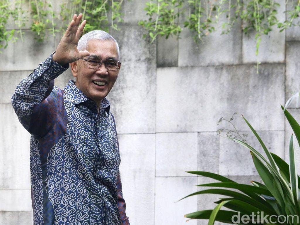 Mega-SBY Dipastikan Hadiri Pelantikan Jokowi, Try Sutrisno Absen