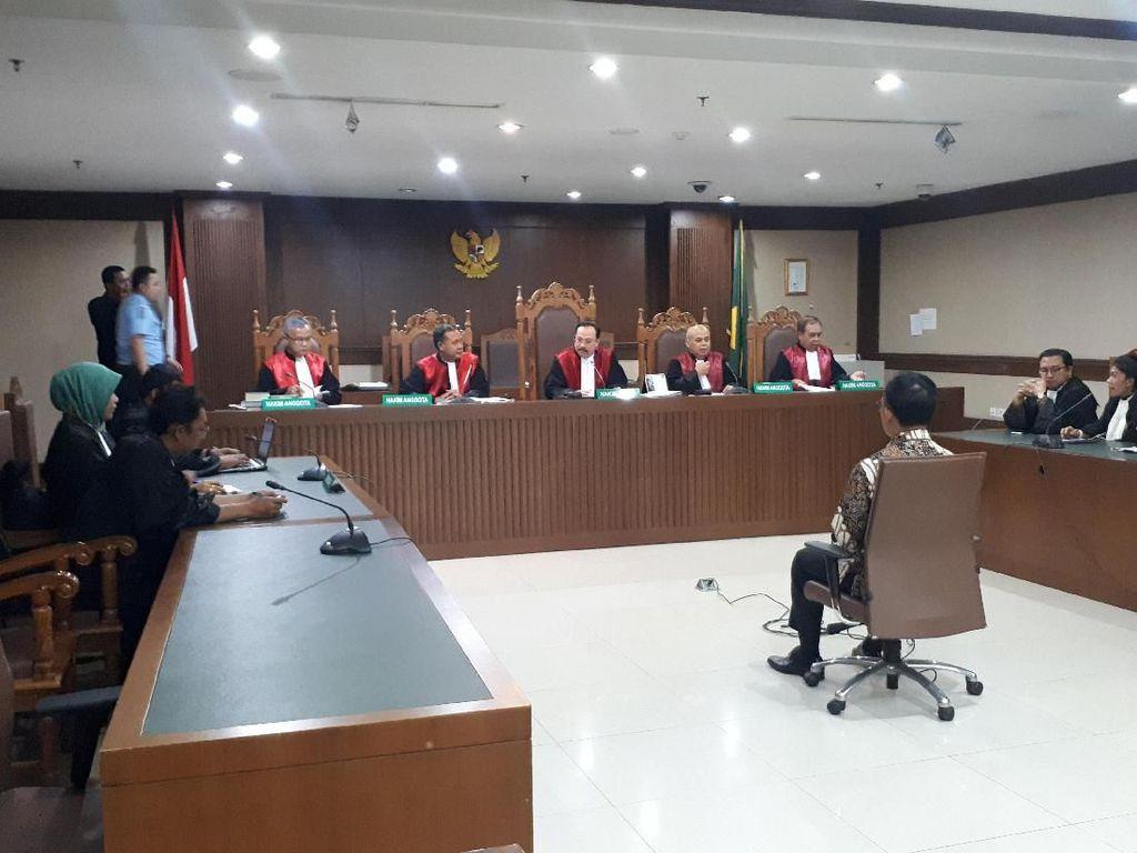 Korupsi Proyek IPDN, Eks GM Hutama Karya Divonis 5 Tahun Penjara