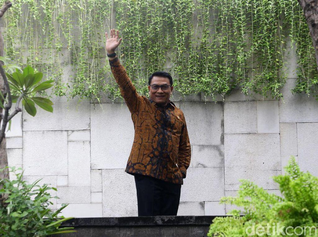 Moeldoko Soal Koalisi Jokowi: Kalau Bisa Diperkuat Lagi Kenapa Nggak