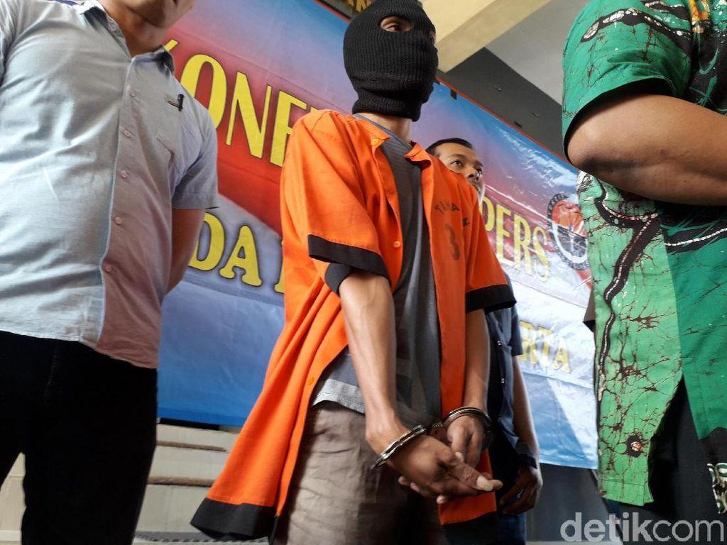 Polda DIY Ringkus Tersangka Pembunuhan Mahasiswa WN Timor Leste