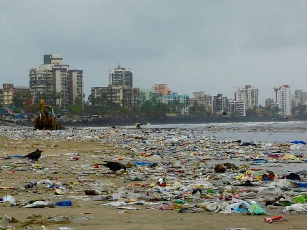 Kisah Pantai di India, Dulu Jorok Luar Biasa Kini Indah