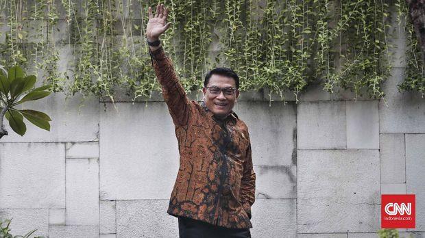 Istana Minta Masyarakat Tak Nyinyir ke Jokowi soal UU KPK